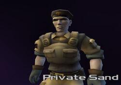 Private Sand