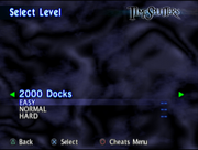 TS1 Select Level - 2000 Docks
