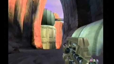 Timesplitters 2 Showcase Return to Planet X (Normal)