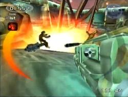 Ze TSWiki Arcade 15 Starship Whoopers