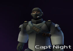 Capt Night