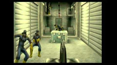 TimeSplitters Future Perfect Showcase The Khallos Express