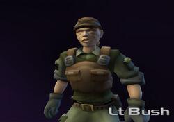 Lt Bush