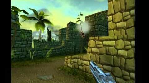 Timesplitters 2 Showcase Aztec Ruins (Easy)