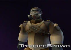Trooper Brown