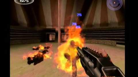 Timesplitters 2 Showcase Behead the Undead (Challenge Section 2)