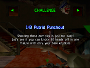 TS1 Challenge 1-B Putrid Punchout BRIEFING