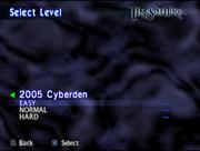 TS1 Select Level - 2005 Cyberden