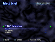TS1 Select Level - 1965 Mansion