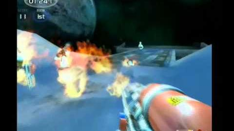 Timesplitters 2 Showcase Burns n' Bangs (Honorary League)