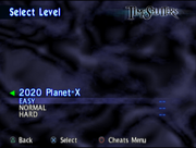 TS1 Select Level - 2020 Planet-X
