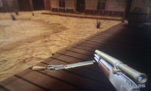 Vintage Rifle TS2