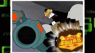 Time Squad Opening
