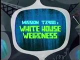White House Weirdness