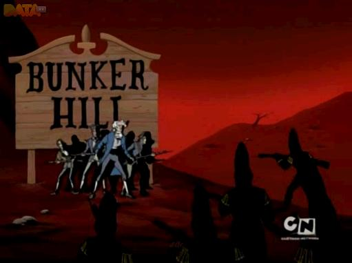 The Battle Of Bunker Hill Time Squad Wiki Fandom Powered By Wikia