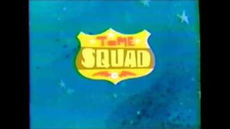 "Time Squad ""Making Fun of History"" Full Promo"