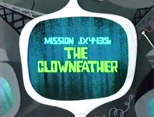 The Clownfather Titlecard