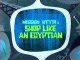 Shop Like an Egyptian