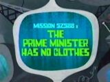 The Prime Minister Has No Clothes