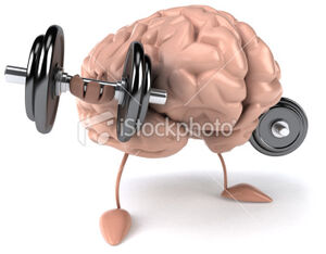 Istockphoto 15400988-strong-brain