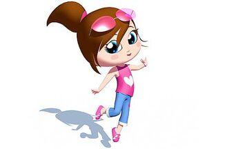 Little-girl-cartoon