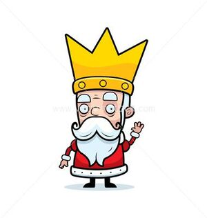 Vectorstock-197865-king-waving-vector