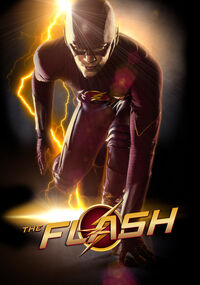 The Flash (2014 TV Series) Poster