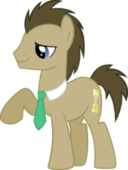 Doctor whooves by nickman983-d4o6pgy