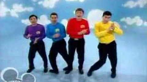 The Wiggles- Hot Potato