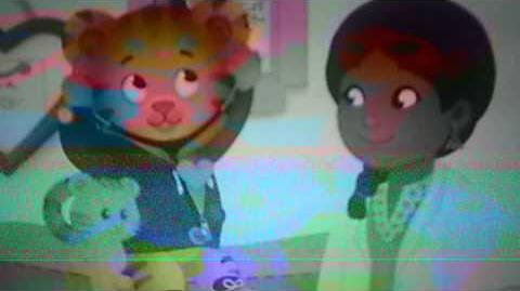 Daniel Tiger's Neighborhood Promo on Time Warner Cable Kids 2