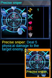 Percise sniper