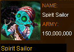 Spirit sailor