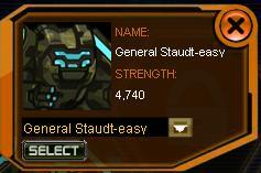 General Staudt