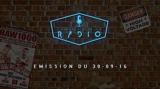 SQUARED CIRCLE RADIO - Emission du 30-09-2016