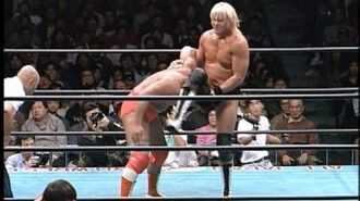 Kobashi & Misawa vs Williams & Ace (December 10, 1994)