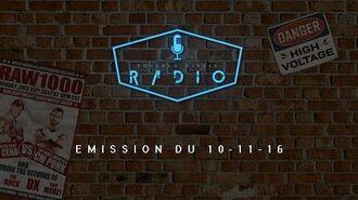 SQUARED CIRCLE RADIO - -SPECIAL GUEST- Emission du 10-11-2016