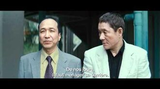 OUTRAGE - Bande-Annonce - VOST