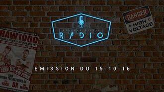 SQUARED CIRCLE RADIO - Emission du 15-10-2016