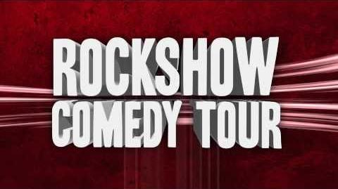 Rockshow Comedy Tour DVD - Sneak Peek