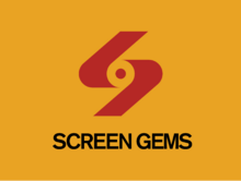 Screen Gems (1965) Logo svg