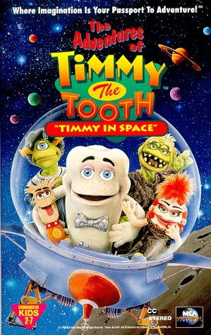 Timmy in Space | Timmy The Tooth Wiki | FANDOM powered by Wikia