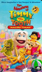 Timmy tooth malibu timmy