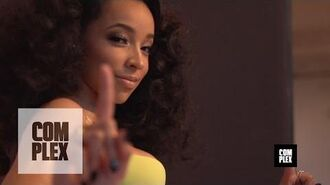 Tinashe Complex Cover Behind The Scenes