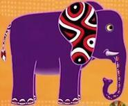 Elephant (Tinga Tinga Tales)