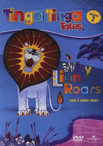Why Lion Roars (DVD) - Front