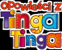 Tinga Tinga Tales - logo (Polish)
