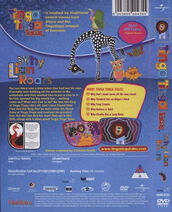Why Lion Roars (DVD) - Back
