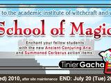 School of Magic Gacha