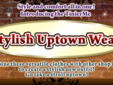Stylish Uptown Wear Line