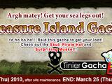 Treasure Island Gacha